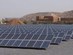Oman Botanical Gardens - One of Enviromena's many solar projects - Credit: Environmena