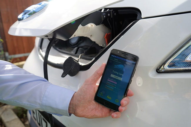 d874c4a051f7 Spark EV Launches To Ease Range Anxiety On Electric Vehicle Fleets ...