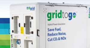 Hybrid Power Hire offers an alternative to just running a diesel generator.
