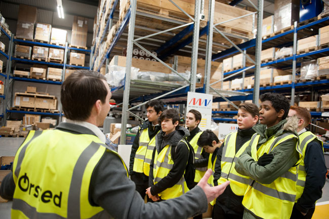 Young People Get Opportunity To Learn About Offshore Wind In Liverpool