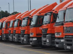 UK transport and logistics industry