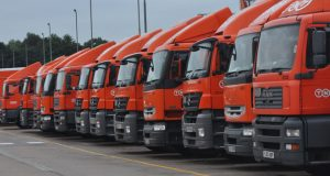 UK transport and logistics industry
