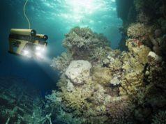 Tackling ocean pollution with drones