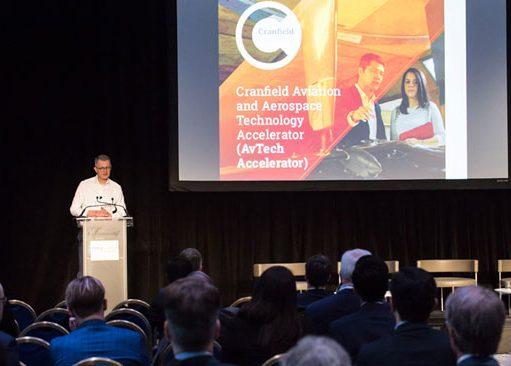 Professor Tom Stephenson presenting at CleanEquity Monaco 2018