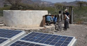 Africa - Water and Solar