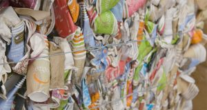 Plastic Waste - Coffee Cups