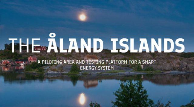 Aland Islands Test