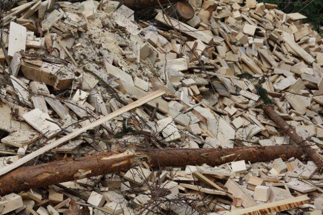 Biomass - Wood