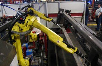 Industry - Robot - Clean tech - Generic / Stock