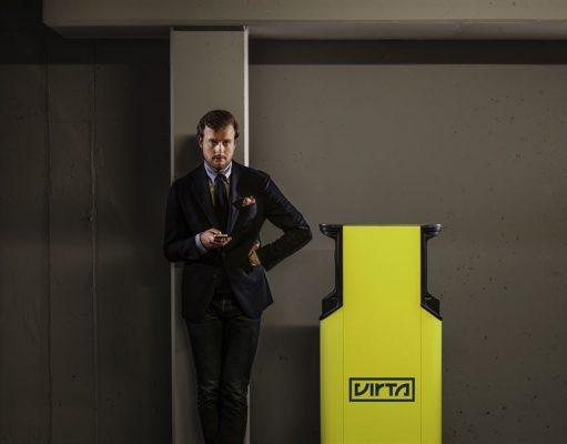 Virta - electric vehicle charging platform