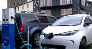 Electric Vehicle - stock image