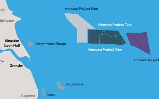 Hornsea wind power