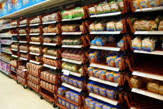 Hovis bread - retail / supermarket generic