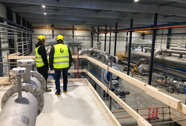 Quantafuel AS is a Norwegian technology-driven energy company that develops, designs and operates production plants for the production of high-quality chemicals and synthetic fuel products based on non-recyclable waste products.