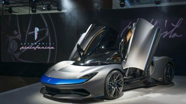 Fastest Road Car - Electric
